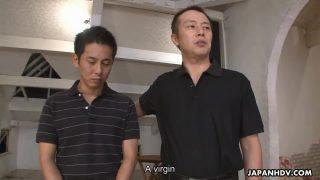 Michiru Tsukino Gets Fucked By Young Virgin
