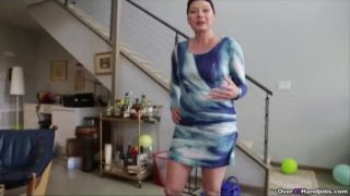 Sexy Milf Kali Karirena Step-Mom Surprise