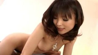 Sexy Japanese Princess Bounces Up And Down