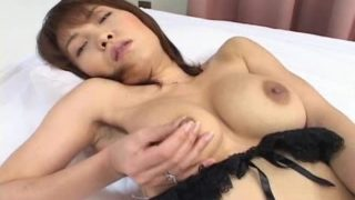 Sexy Asian Big Tits Miri Masturbation