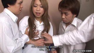 Japanese Gal Remika Uehara Smutty Orgy
