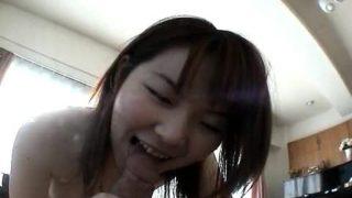 Yumi Aida's Blowjob For Champs