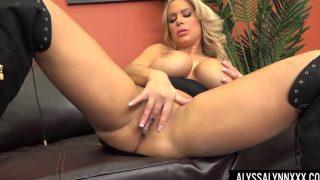 Alyssa Lynn In Porn XXX Dildo Pussy Fuck